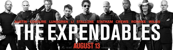 Expendables Banner Poster