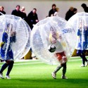 Bubble Futbol, la nueva movida