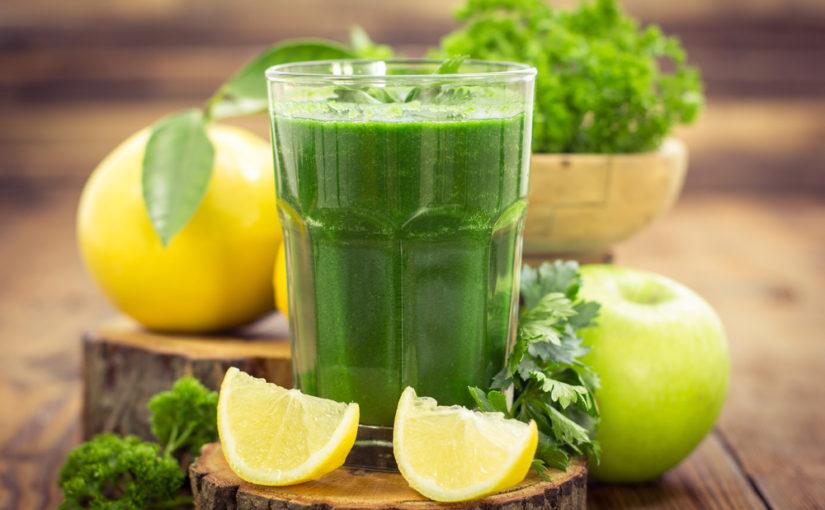 Dieta detox de 3 días