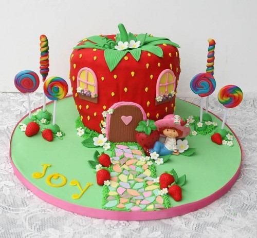 Tortas de cumpleaños infantiles decoradas, tortas de